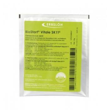Kuivpärm Erbslöh SK11 10g/1000l MLF maloaktiline kääritamine