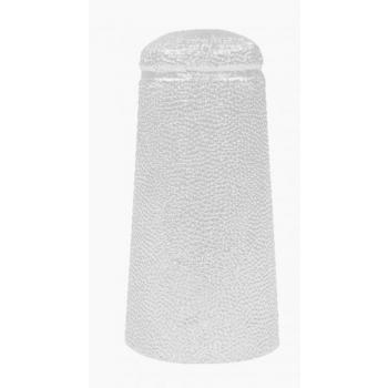 Alumiiniumkapsel valge Ø34x90mm 25tk
