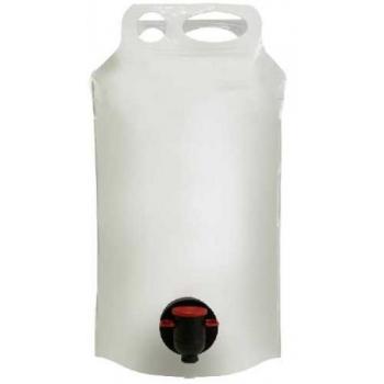 Säilituskott 1.5l püstine pouch-up, alumiinium (ainult hulgimüük 4760tk)