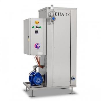 Pastörisaator EHA-18 18kw/200l/h