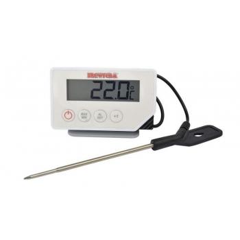 Digitaalne termomeeter Brewferm 1m kaabliga