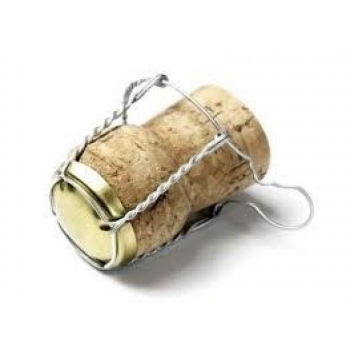 Vahuveini-siidri ja õllekorgi traat 26,5mm, kuldne müts metall traat 1000tk