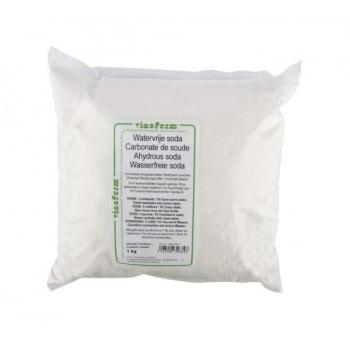 Veevaba sooda 1kg, naatriumkarbonaat Na2CO3