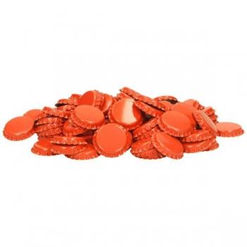 Kroonkork 26mm 100tk, oranz