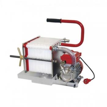 Filtrikorpus Rover õlile 18-plaadiga + pump