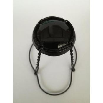 Vahuveini ja siidrikorgi traat 29,7mm must traat+müts 1000tk