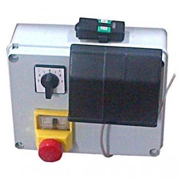 Juhtimiskeskus pumbale 3F/24V konstantse läbivoolu tagamine
