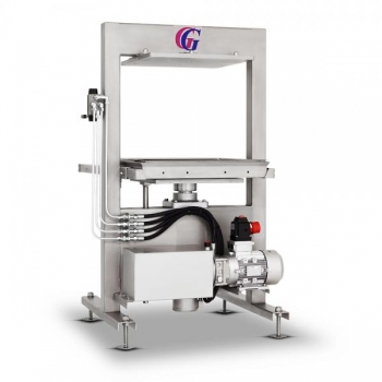 Pakkpress GG PP40 300-400kg/h, roostevaba