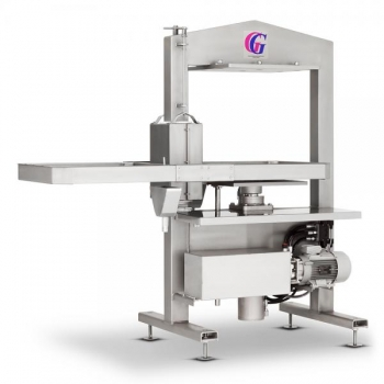 Pakkpress GG PP80 500-700kg/h, roostevaba