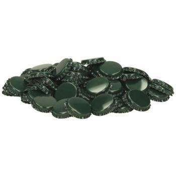 Kroonkork 26mm 1000tk, roheline
