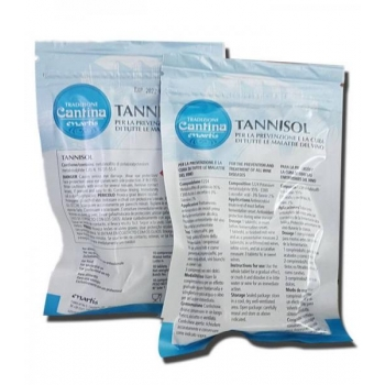 Sulfit Tannisol 10x10g tabletid