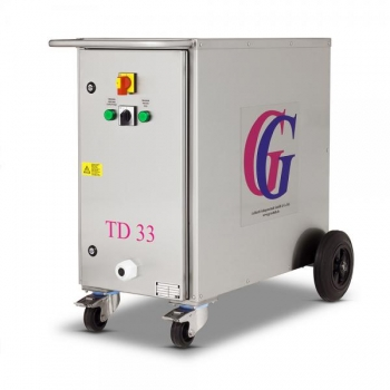 Aurugeneraator GG TD33 33kw/2,5bar/50kg/h