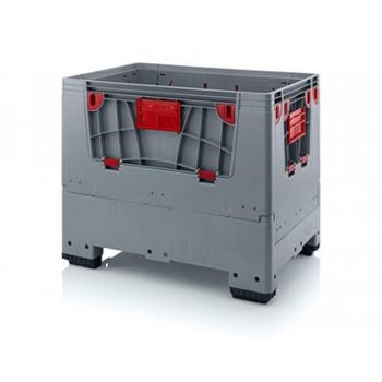 Alusekast perfobox 120x80xH100cm avatavad küljed
