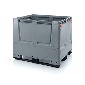Alusekast perfobox 700l, 120x100xH100cm avatavad küljed