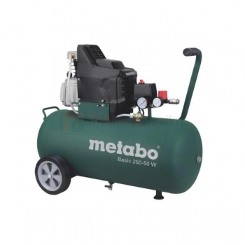 Kompressor Metabo Basic 1,5kw 50l 200l/min 8bar