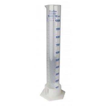 Mõõtesilinder & mensuur 1000ml mõõteribaga, klaas