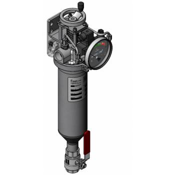 Isepuhastuv pool-automaatne filter FUC10 3,5m3/h 35-3000μm