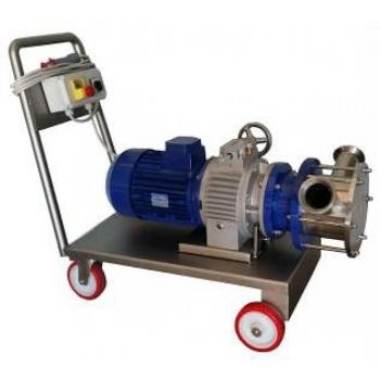 Pump Euro 80 12500 - 50 000l/h 4kw