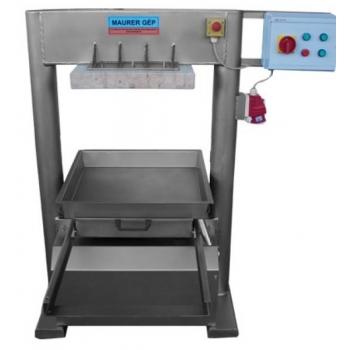 Pakkpress Maurer MKP 150kg/h, roostevaba