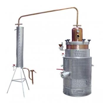 Destilaatorid 125L 10,5kw, elektriküttel