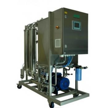 Cross-flow filter Oenoflux 4.15 kuni 4000l/h
