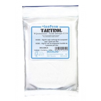 Viinhape VinoFerm tartool 1kg, säilivus kuni 06.2022