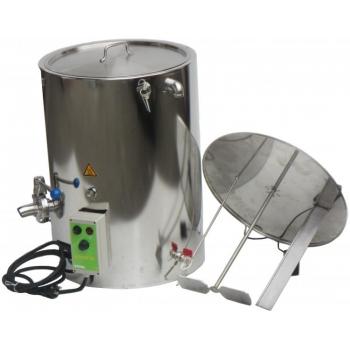 Pastörisaator ja juustu- ja jogurtikatel PT 50L