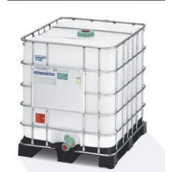 Mahuti IBC 1000l plast, uue konteineriga