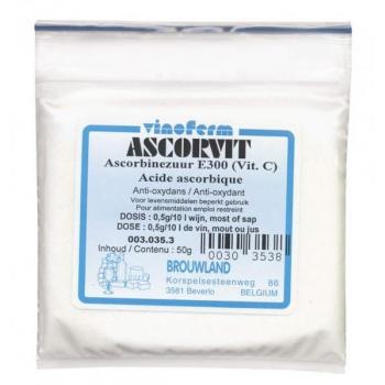 Askorbiinhape VinoFerm 100g (C-vitamiin)