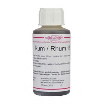 Kontsentraat 100ml 1% rum Alcoferm