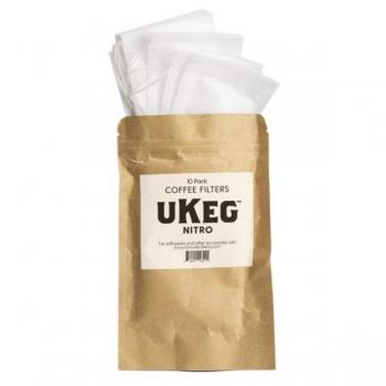 Filterkotid GrowlerWerks uKeg'ile 10tk