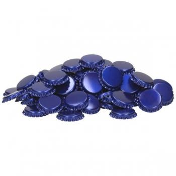 Kroonkork 26mm 100tk, sinine