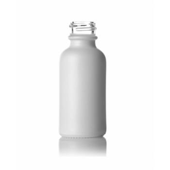 Pudel apteek valge-matt 100ml 18mm korgile