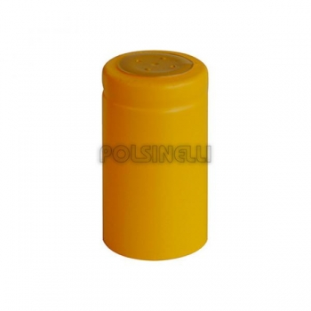 Termokahanev ehk termokapsel kollane Ø33x60mm 100tk