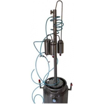 Destilaator 50L veesärgiga 3,4kw