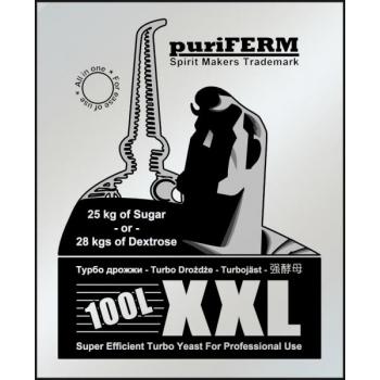 Pärm Puriferm XXL Turbo 250g/100L