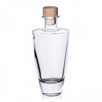 Klaaspudel 500ml Vanessa läbipaistev