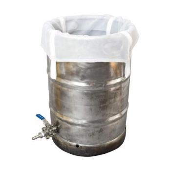 Filterkott tugev 50l kegile, filtreerimine 210µ