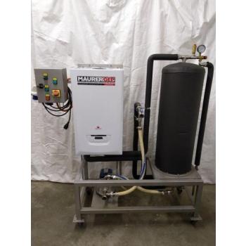 Kasutatud: Pastörisaator MKPAG 300, gaasitoitel