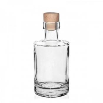 Klaaspudel 200ml Aventura läbipaistev