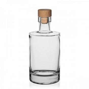 Klaaspudel 350ml Aventura läbipaistev