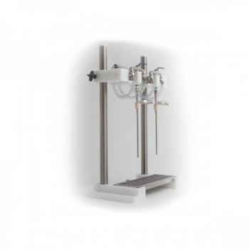 Kasutatud seade: Isobaarne villija MFS 2-le pudelile 250pdl/h 5bar