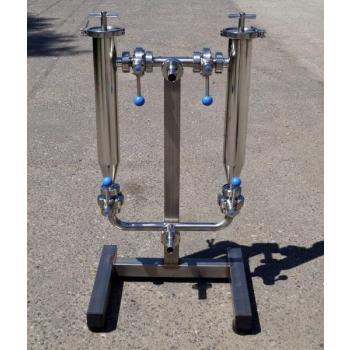 Filter Roostevaba 2'ne DIN25 0,05mm/50µ