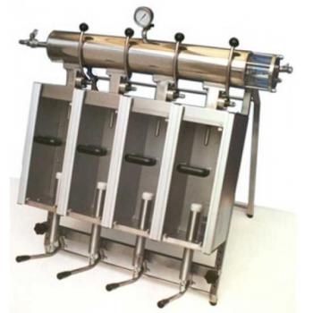 Isobaarne villija CEM 4-le pudelile 200pdl/h 5bar
