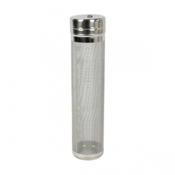 Filter roostevaba tuub 29,7x6,6cm