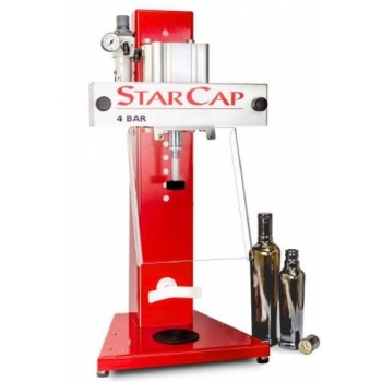 Korkimismasin StarCap surutavad korgid