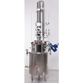 Destilaator 95L 12kw, elektriküttel
