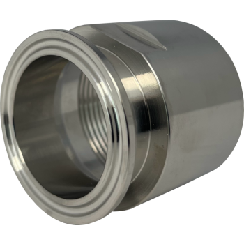 "Klamber-liitmik DIN 32676 D64mm üleminek 2"" SK"