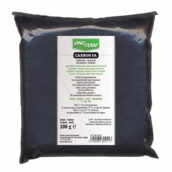 Aktiivsüsi FA 100g, graanulid (värv, maitse)