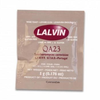 Veinipärm Lalvin QA-23 heledad veinid/siidrid 7g